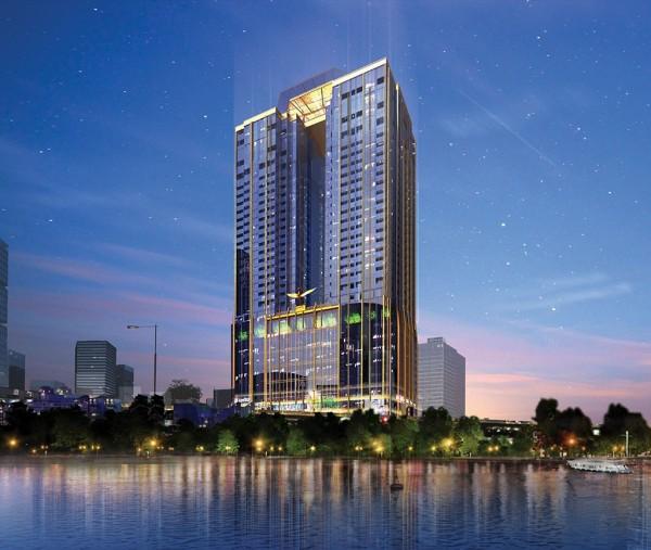 Dự án Sunshine Center Hà Nội